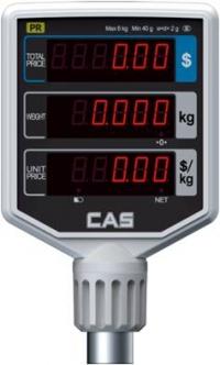 CAS Fiyat Hesaplamalı Tartım Terazisi