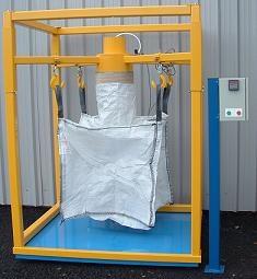 Big Bag Çuval tartım sistemi